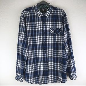 Timberland Supersoft Plaid Flannel Work Shirt